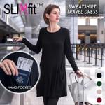 Sweatshirt Travel Dress