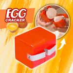 Cubic Egg Cracker