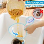 Foldable Sink Drainage Filter