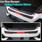 Car Rear Bumper Styling Protector Sticker