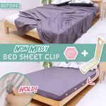 Tidy Bed Sheet Clip