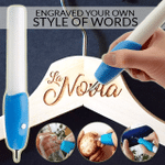 Cordless DIY Electric Engraving Pen