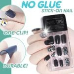No Glue Stick-On Nail