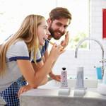 Toothpaste Dispenser Stand