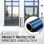 Privacy Protection Mirrored Window Film