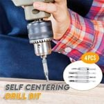 Self Centering Drill Bit