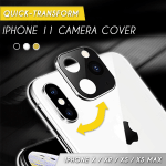 Quick-Transform iPhone 11 Camera Cover