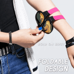 Roll & Fold Mirrored Sunglasses