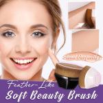 Feather-Like Soft Beauty Brush