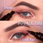 Double-Tips Cat Eye Eyeliner
