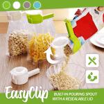 EasyClip Bag Clip With Lid