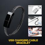 USB Charging Cable Bracelet