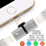 2-in-1 iPhone Lightning Splitter