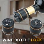 Wine Bottle Lock