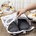 Double-Layered Sneaker Laundry Bag