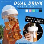 DualTastes™ Dual Drink Water Bottle