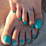 Handmade Silver Toe Ring