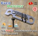 6 In 1 Multi-Tool Keychain