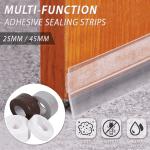 Multi-function Adhesive Sealing Strips