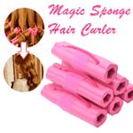 Magic Sponge Hair Curler (6PCS)