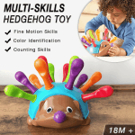 Multi-skills Hedgehog Toy