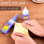 Fast-Fix Instant Super Glue