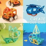 TranzForm 3D Magnetic Puzzles