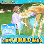 Ohmybubble! Giant Bubble Wand