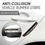Anti-Collision Vehicle Bumper Strips (Set of 4)