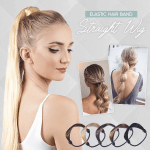 Straight Wig Elastic Hair Band