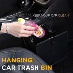 Hanging Car Trash Bin