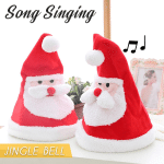 Sing & Swing Dancing Christmas Hat