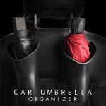 Multi-functional Car Umbrella Organizer