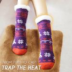 Extra-warm Fleece Indoor Socks