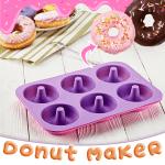 Silicone Donut Maker Mold