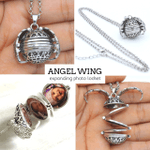 Angel Memory Ball Necklace