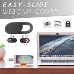 Easy-Slide Webcam Cover