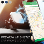 Premium Magnetic Car Phone Mount