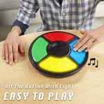 Up-Beat Memory Game