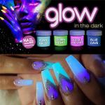 Glow In The Dark Nail Powder