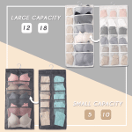 Double-sided Clothing Organiser