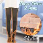 Ultra-warm Translucent-like Pantyhose