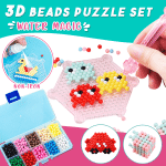 3D Water Magic Beads Puzzle Set