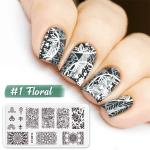 Easy Nail Stamping Kit