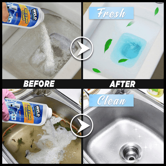Multi-purposes Sink & Drain Cleaner
