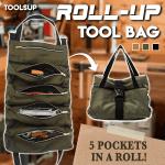 Toolsup™ Multi-purpose Roll Up Tool Bag