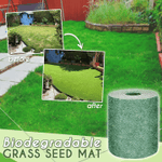 Biodegradable Grass Seed Mat