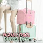 Packable Travel Duffel Bag