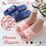 Slip-Resistant Shower Slippers