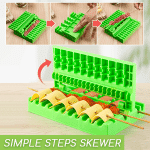 Multifunction Barbecue Skewer Box